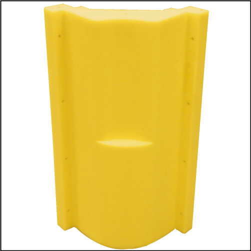 "bd 30"" Stall fount II Shroud - Yellow"
