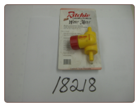 rb Ritchie Mini Water Meter