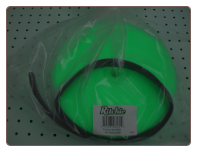 "yab 9-1/4"" Round Access Panel - Green"