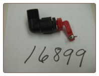 "sba 1/2"" Male Valve and Elbow Pkg for the CT 1"